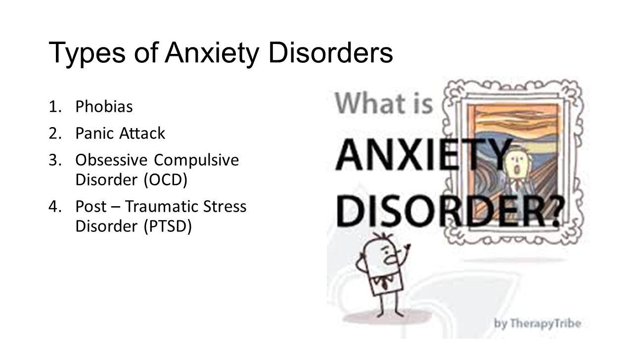 stress anxiety habits and phobias