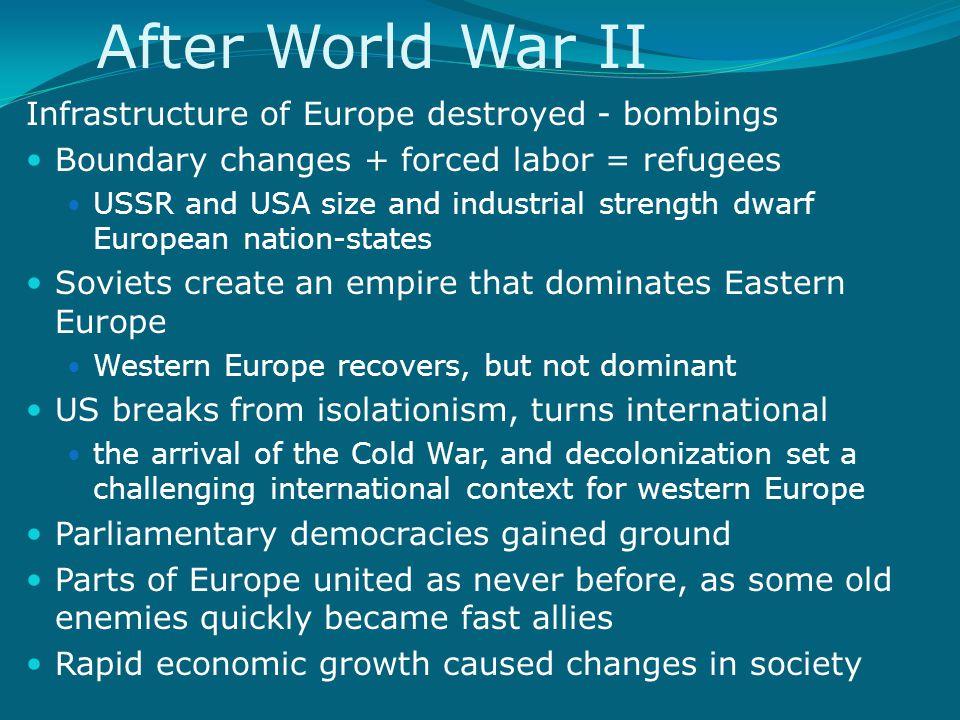soviet domination of eastern europe cold war essay