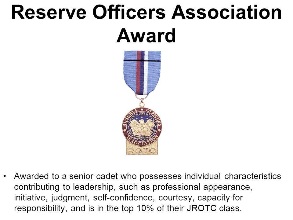 18 Reserve Officers Association ...