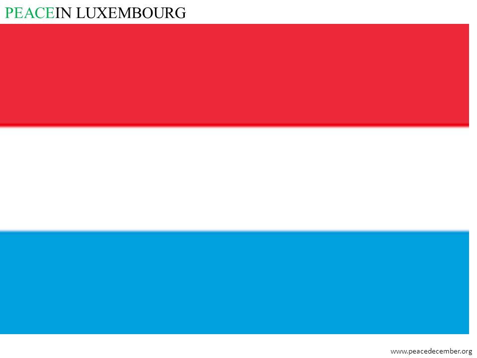 PEACEIN LUXEMBOURG