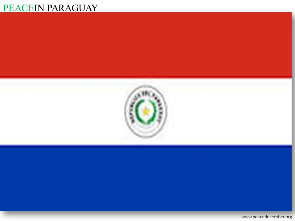 PEACEIN PARAGUAY