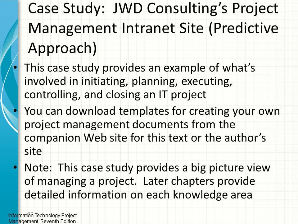 Project Management Case Studies | PM Solutions