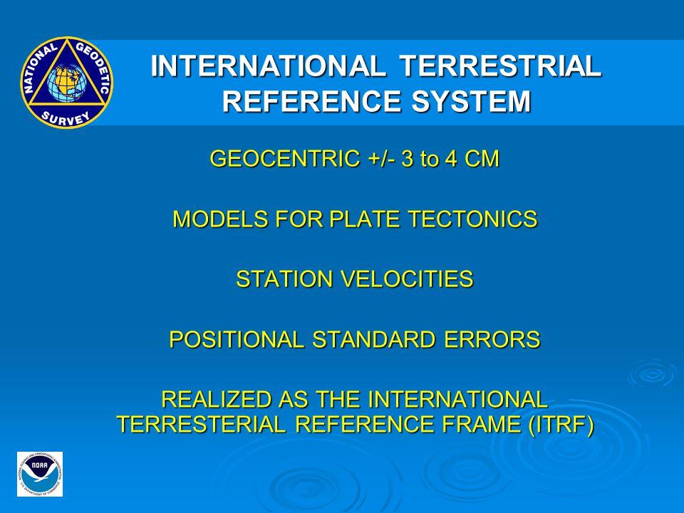 international terrestrial reference frame pdf free
