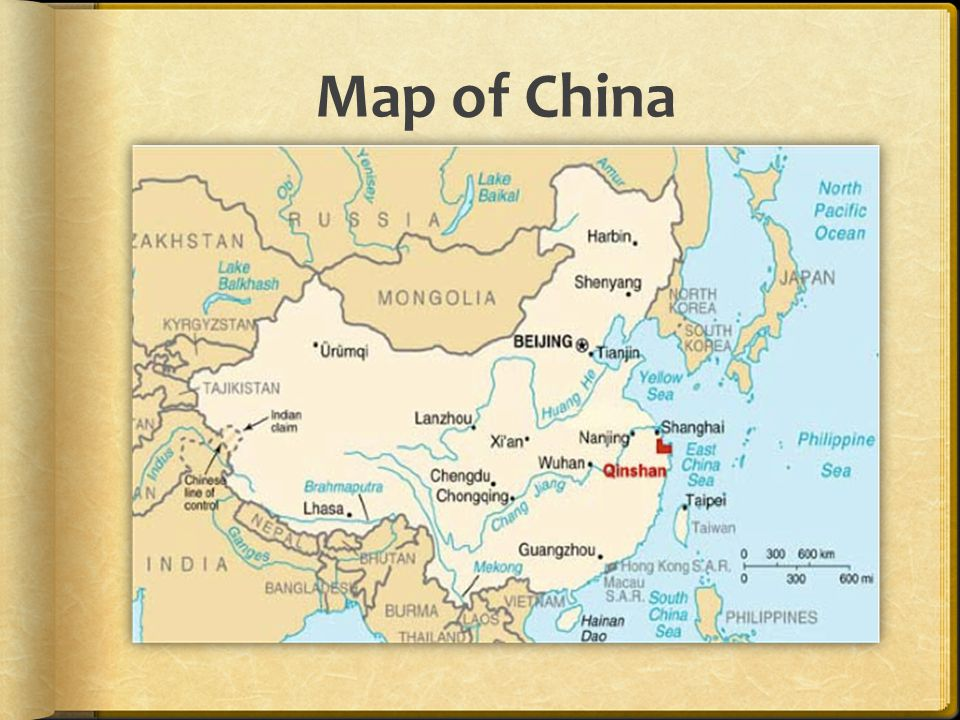 Map of china major river systems huang he ancient china had two 2 map of china gumiabroncs Image collections