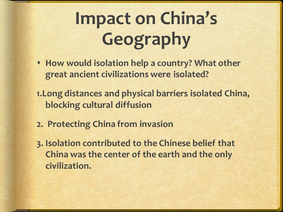 Map of china major river systems huang he ancient china had 6 impact sciox Choice Image