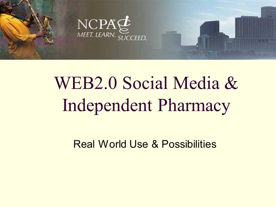 What is WEB2.0 & Social Media.