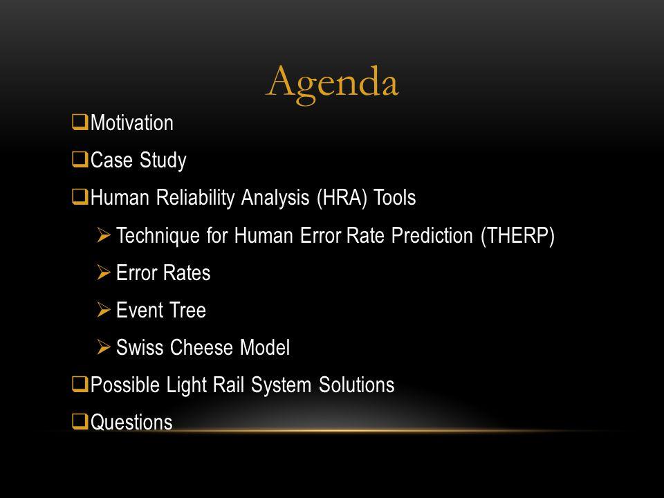 case analysis on motivation