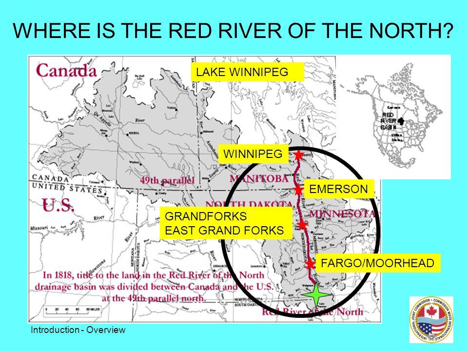 Th International Symposium On Flood Defence Toronto Canada May - Where is winnipeg