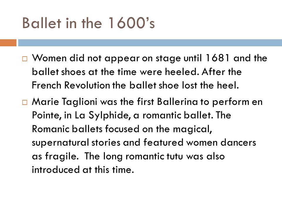 révolutionnaire des ballets russes