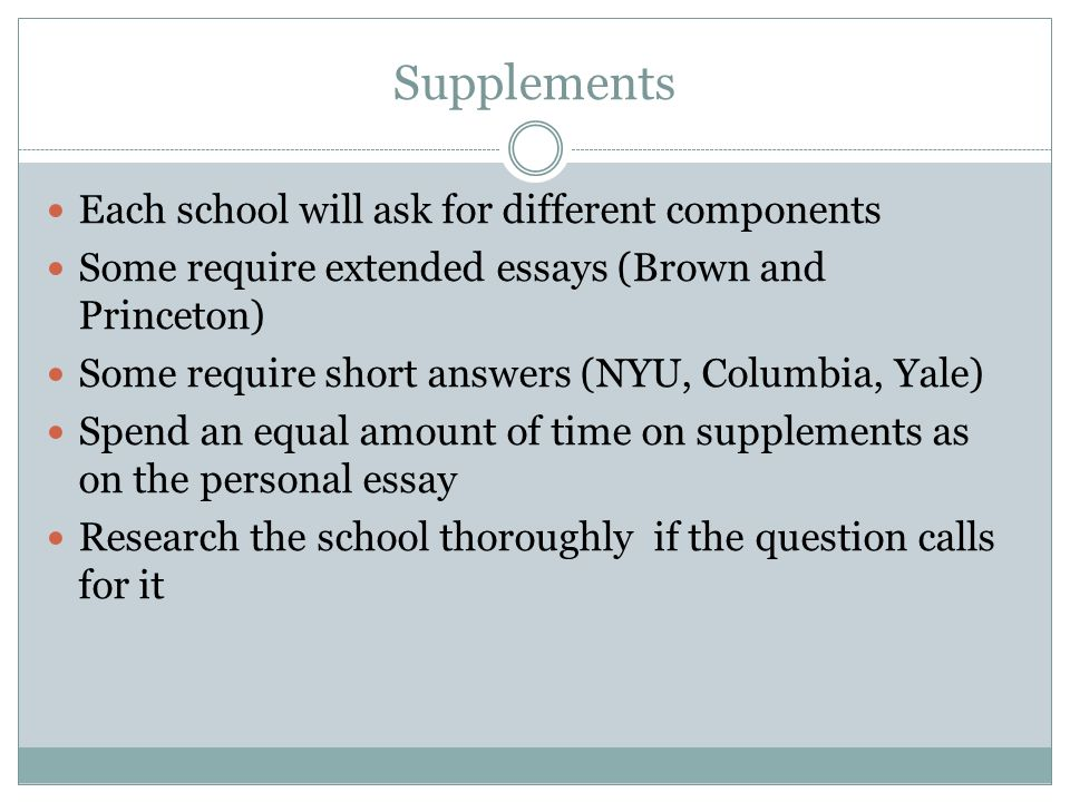 brown university supplement essay questions Brown university has always been known for its distinctive essay questions essay roadmap comments off on brown university and the common app supplement.