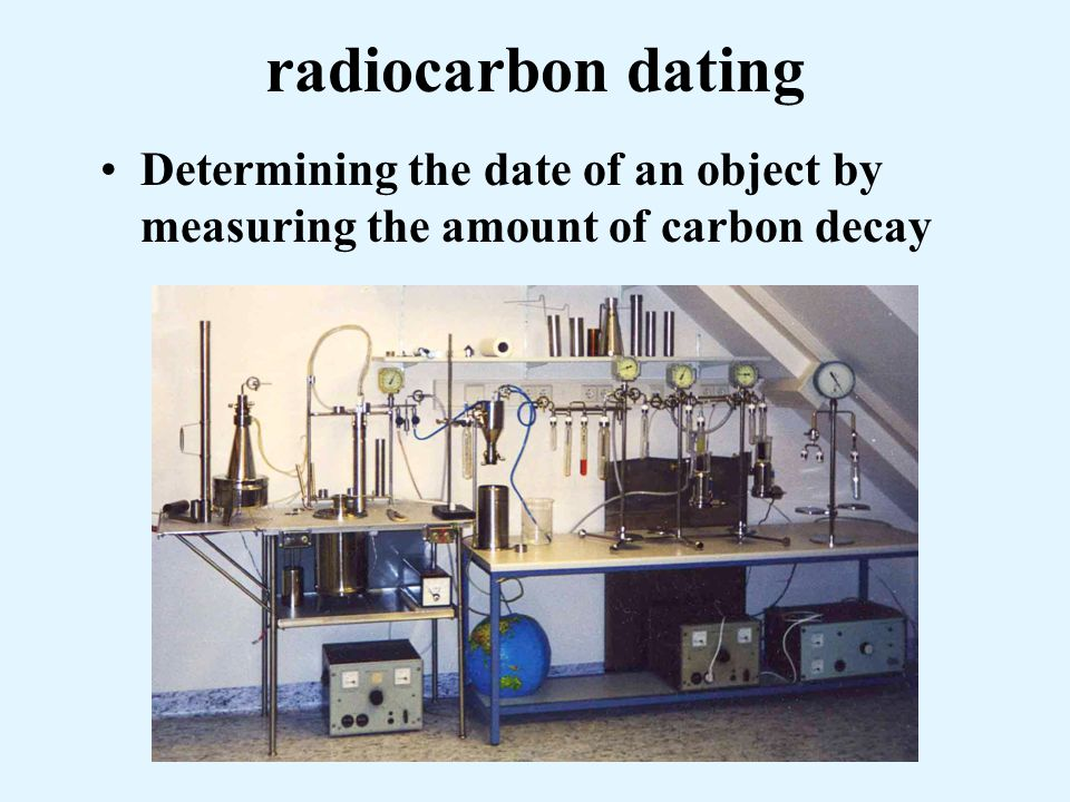 dating The act of determining when an artifact or fossil was made; there are many methods of dating an object
