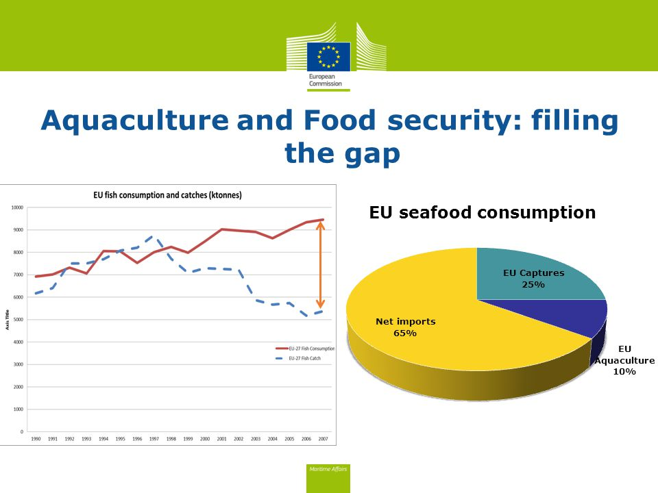 Aquaculture and Food security: filling the gap
