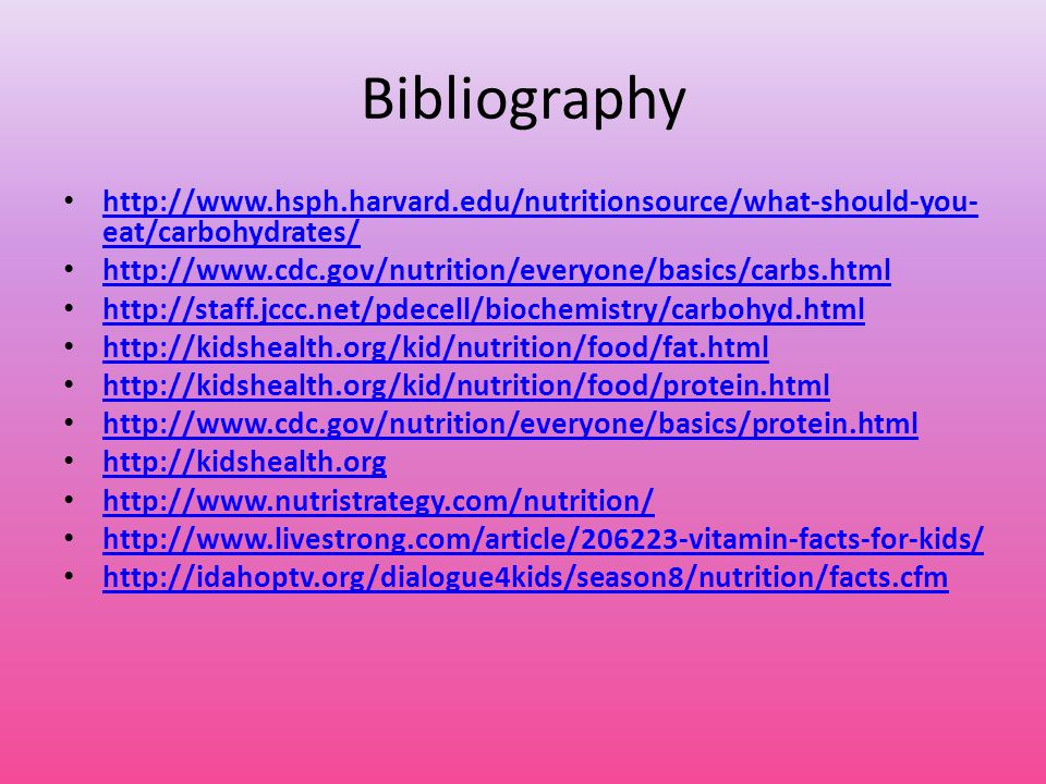 Bibliography   eat/carbohydrates/   eat/carbohydrates/