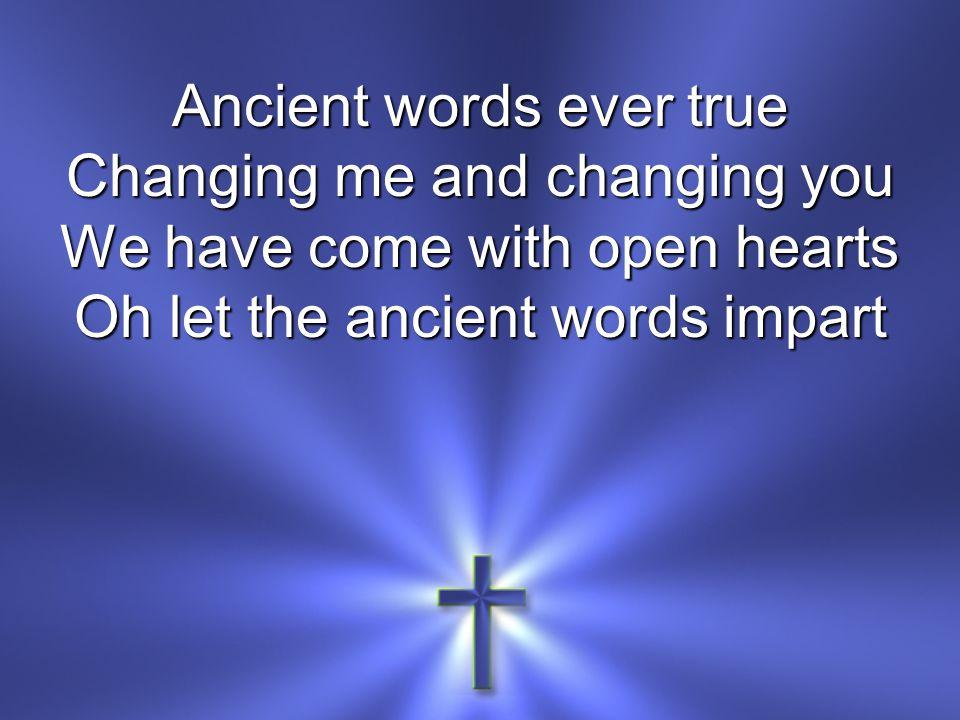 Words changer