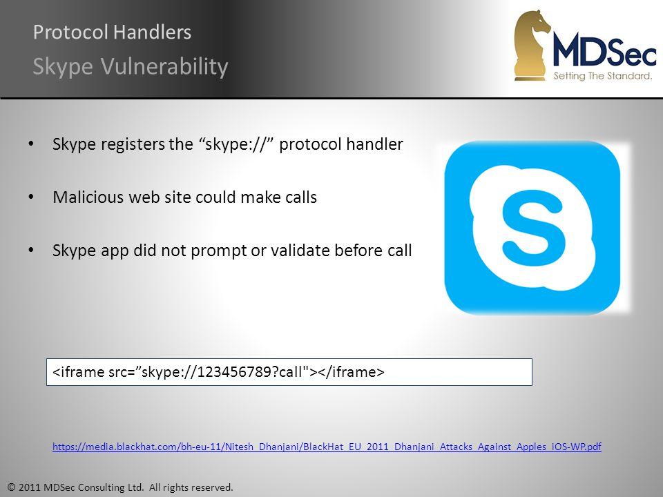 Skype technologies