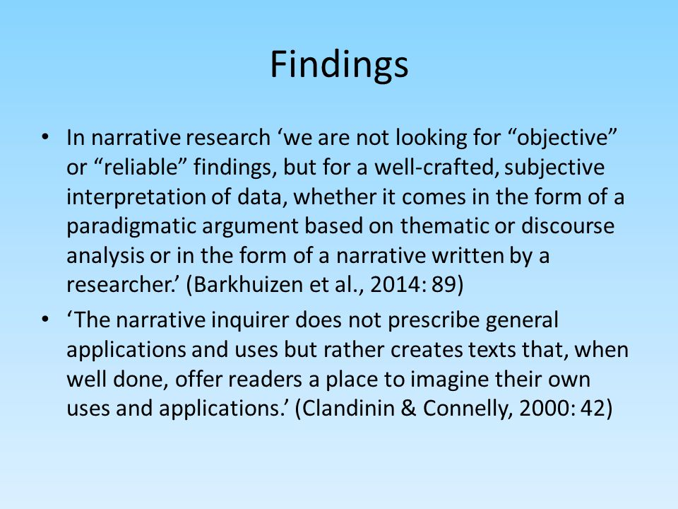 Narrative Survey  A Methodology for Studying Multiple Populations  PDF  Download Available