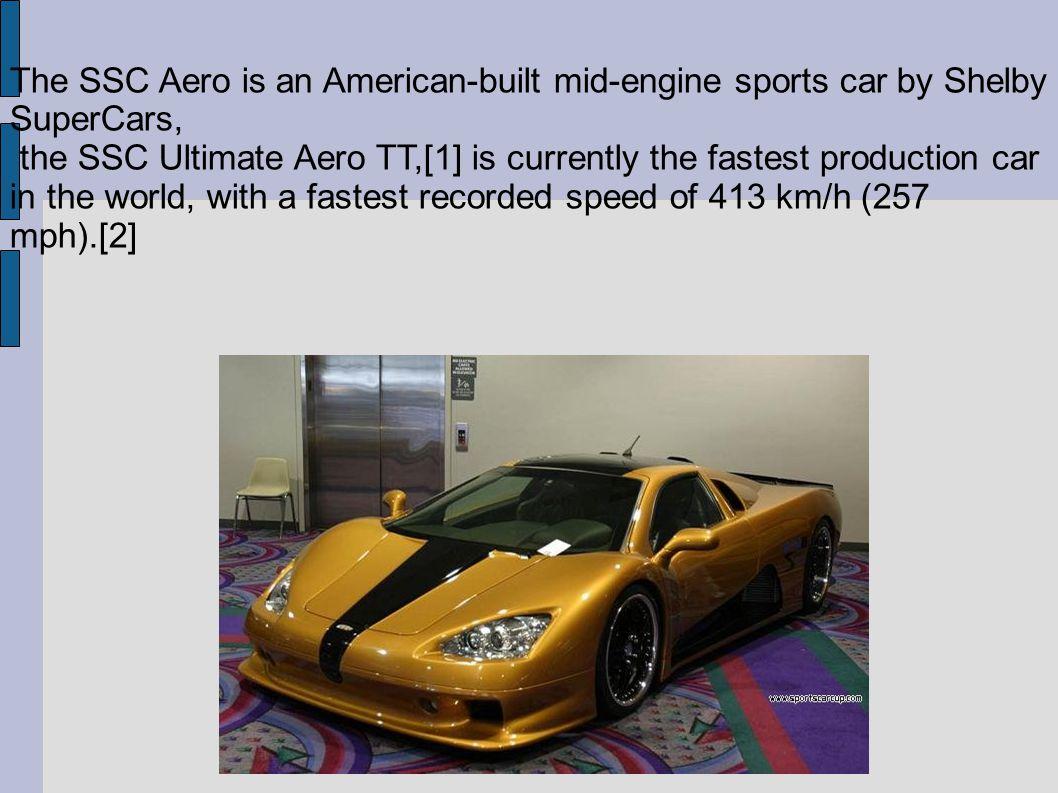 WORLDS TOP 5 FASTEST CARS. 5.McLaren F1: 240 mph+, 0-60 in 3.2 secs ...