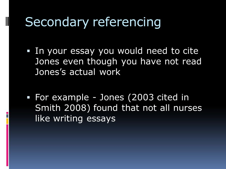 referencing in essays apa Apa denotes the format of academic referencing created by the american psychological association - apa referencing essay introduction academic referencing in general is a method of infusing research with accountability.