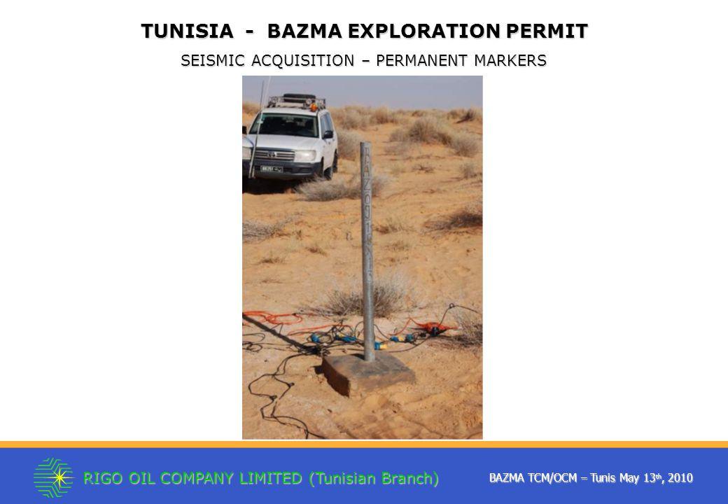 petroleum geology tunisia