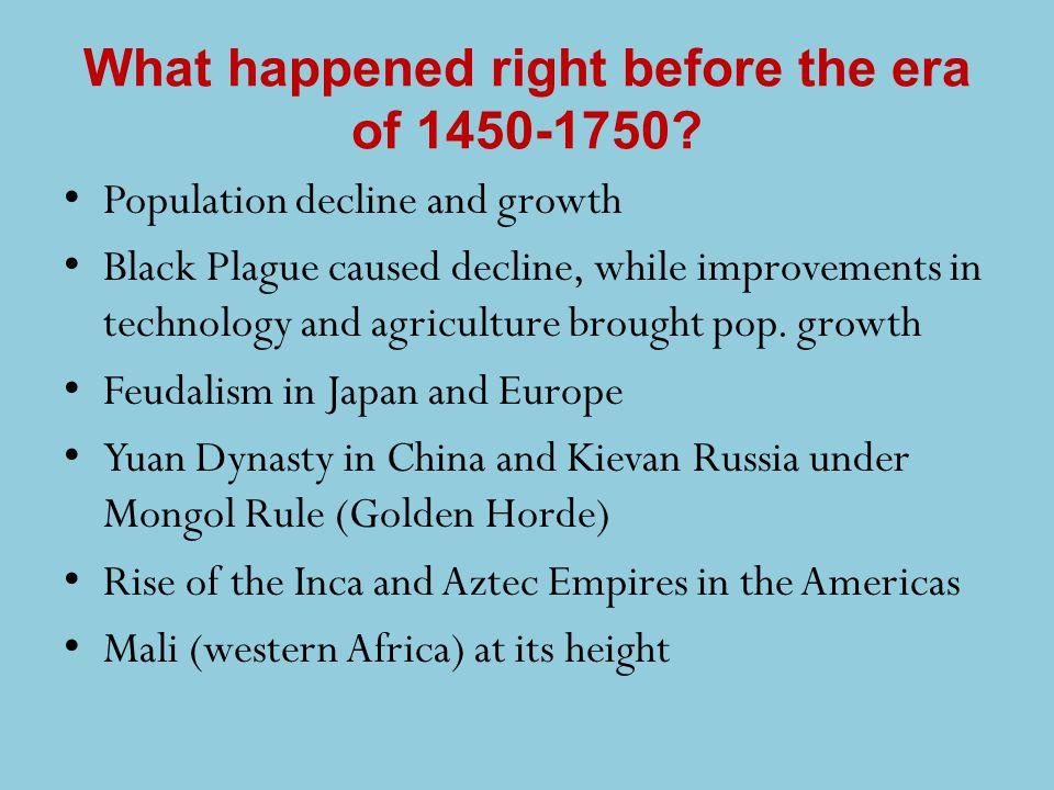 china and japan 1450 1750