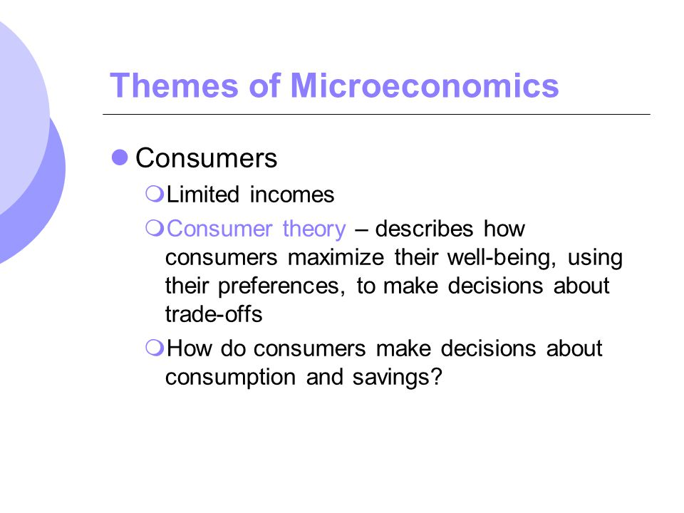 why do consumers have to make tradeoffs in deciding what to consume Do not believe that people's tastes determine demand and therefore they ignore the subject of tastes b believe that they must be able to explain people's tastes in order to explain what happens when tastes change c incorporate tastes into economic models only to the extent that tastes determine whether pairs of goods are substitutes or complements.