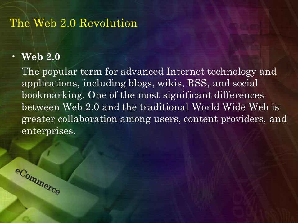 The Future: Web 3.0 –Future Threats Security concerns Lack of Net neutrality Copyright complaints Choppy connectivity