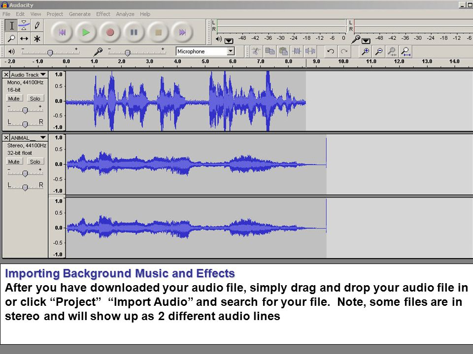 If you mess up simply click the X for the audio track to delete This one is dedicated to all those with writer's block