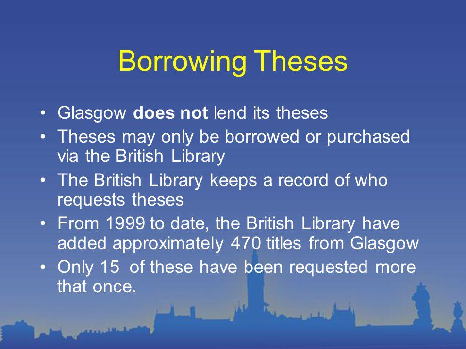 Ethos british library