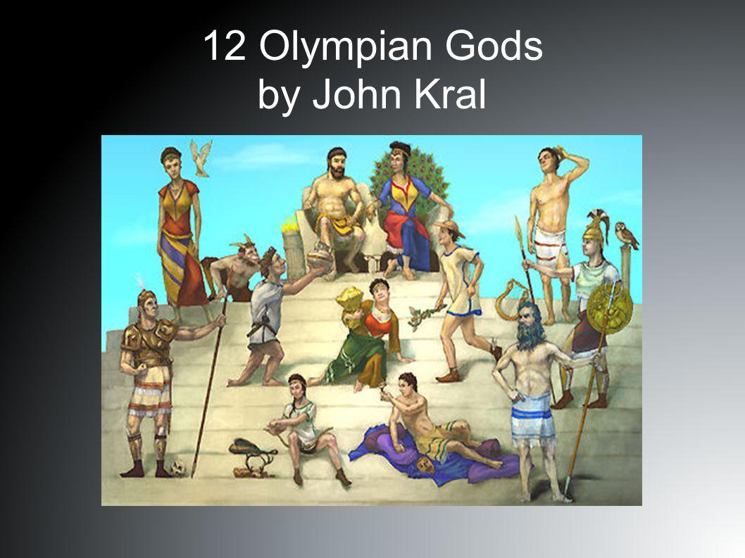 12 olympian gods by john kral zeus zeus is the king of the gods 1 12 biocorpaavc Images