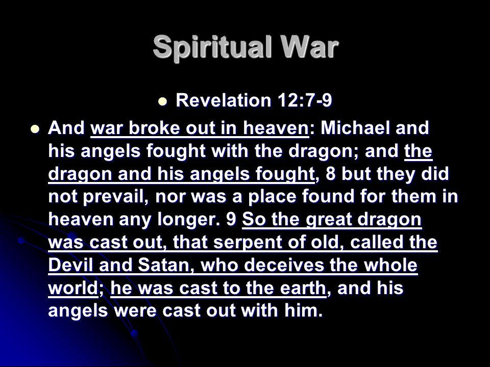 Resultado de imagen para MICHAEL WAR REVELATION 12