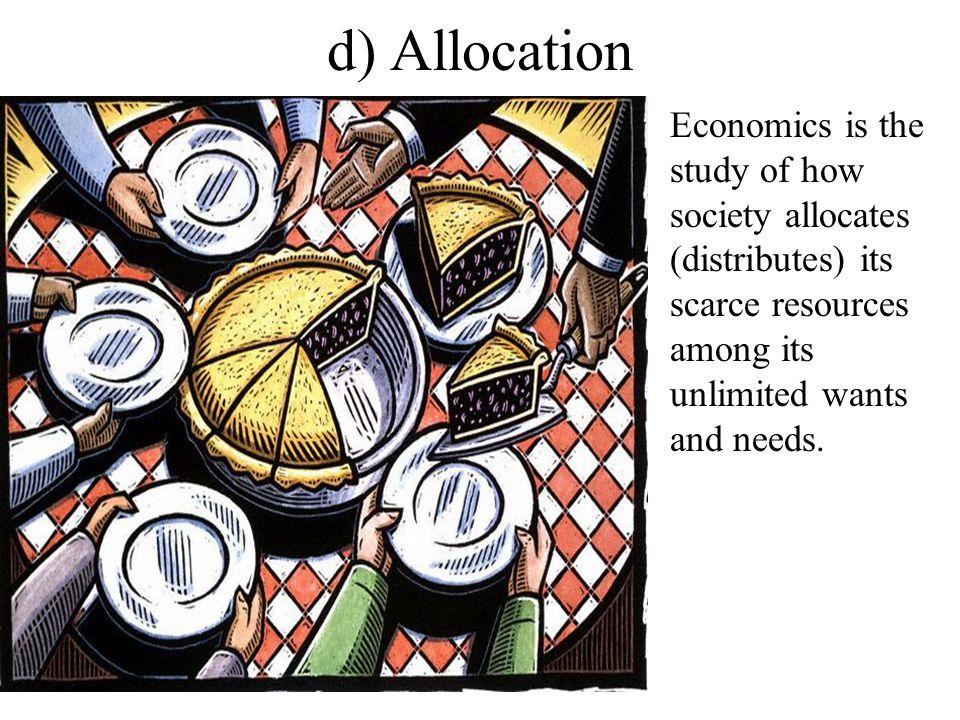 I have an economics question?