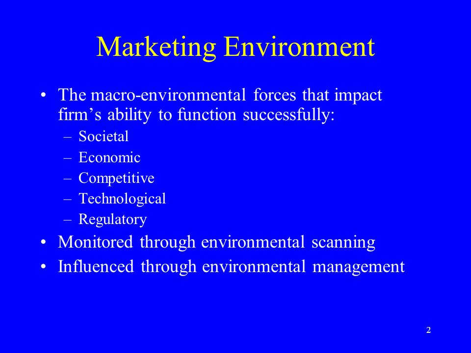 the macro environment analysis in tourism industry