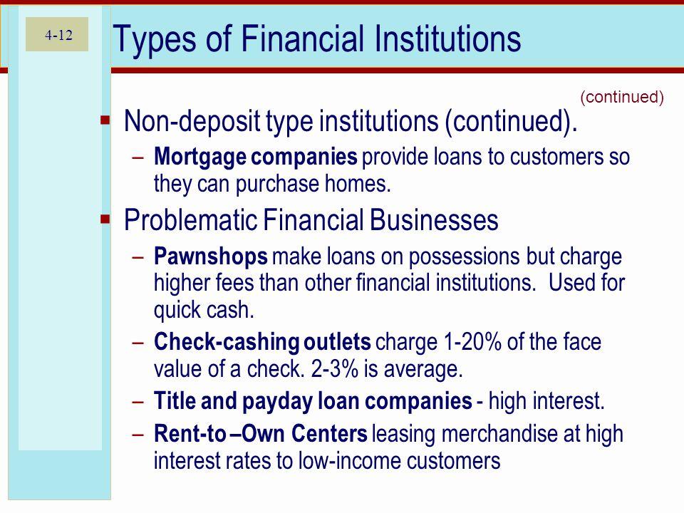 Non deposit type financial institution pope francis gambling