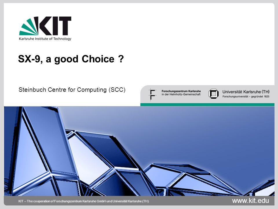 Kit Gmbh kit the cooperation of forschungszentrum karlsruhe gmbh und