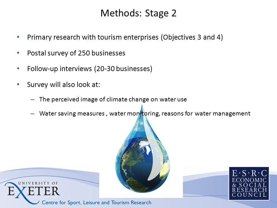 tourism research methodology Wttc/oxford economics 2017 travel & tourism economic impact research methodology march 2017 1 1 introduction 11 purpose of the research the main objective of the wttc/oxford economics economic impact research is.