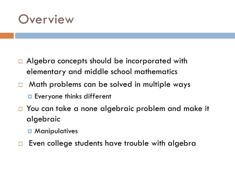 College elementary algebra worksheets