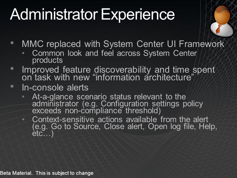 "Presentation ""System Center Configuration Manager V.Next Overview ..."