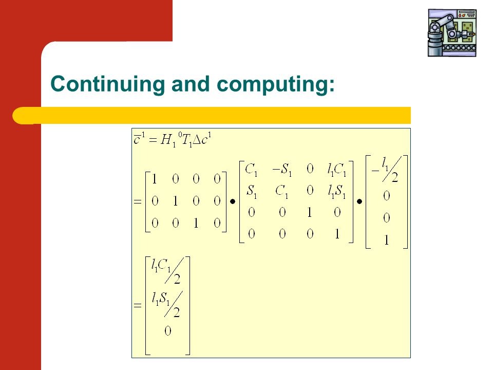 Continuing and computing: