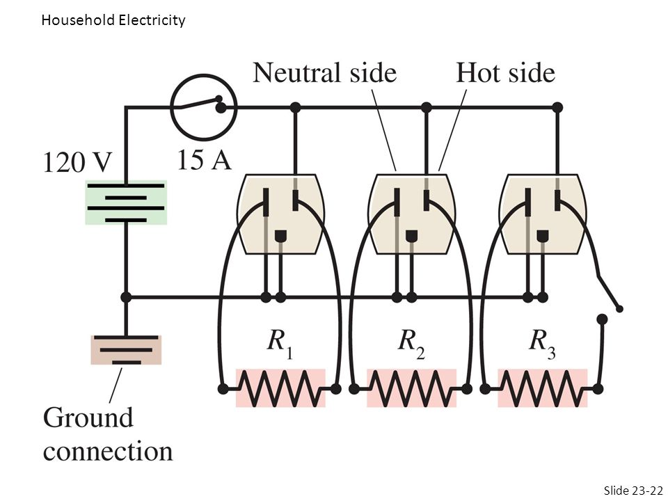Lecture 14—Circuits Part 4 RC Circuits Household circuits. - ppt ...