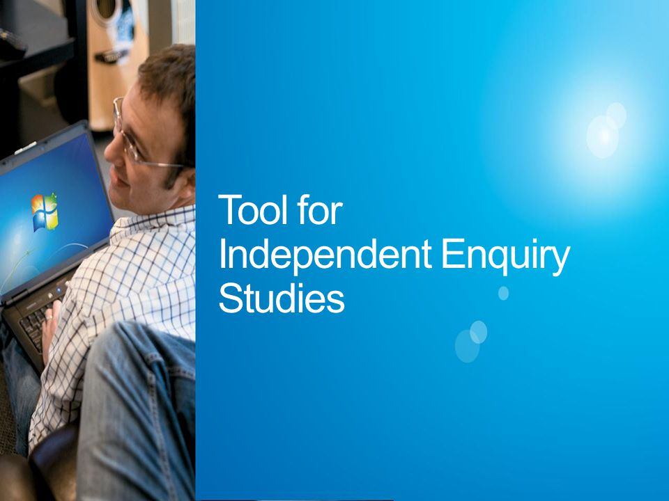 Tool for Independent Enquiry Studies