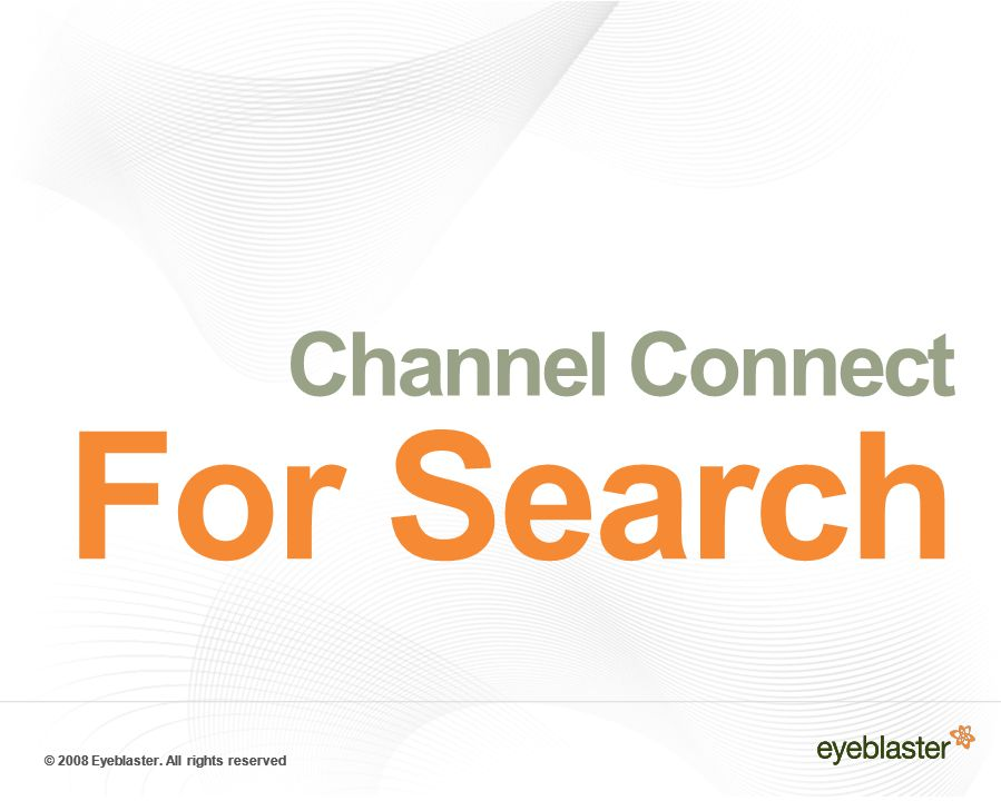 Channel Connect For Search