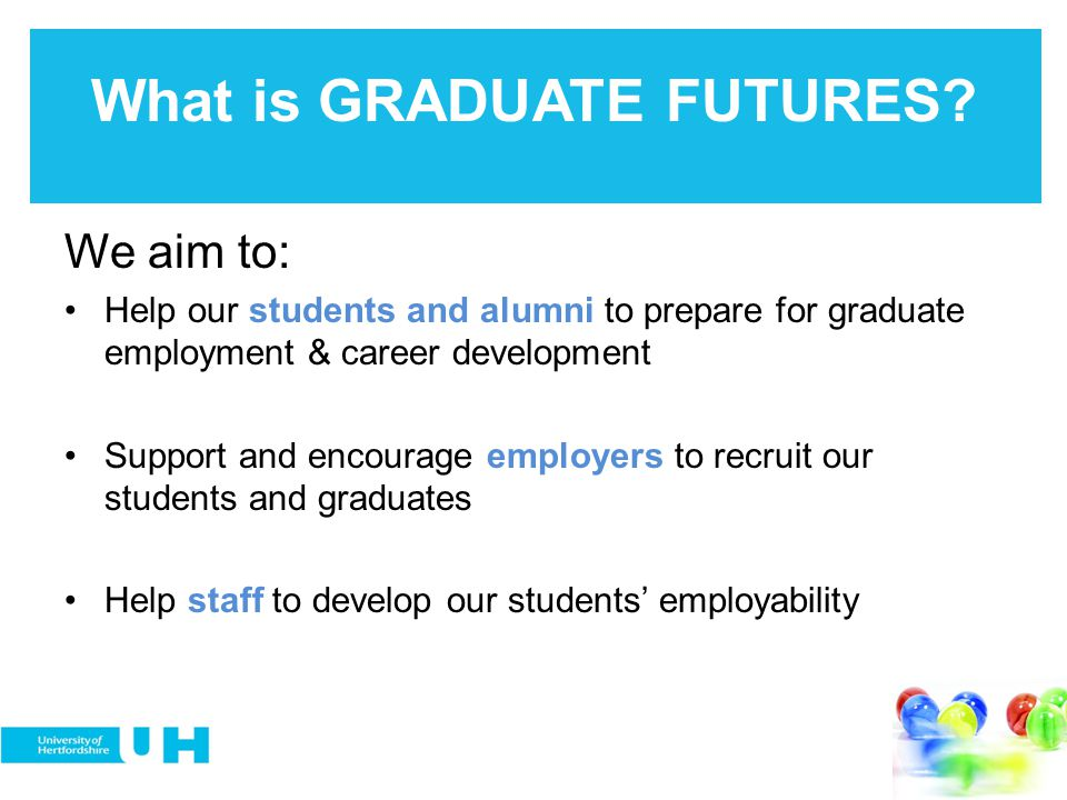 What is GRADUATE FUTURES.