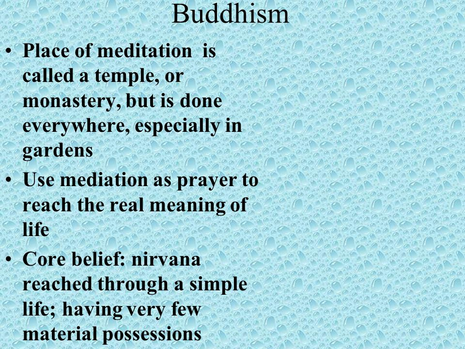 buddhism essay example Conclusion i would like to spend a few moments by way of conclusion to reflect upon what we have done over the past weeks and relate it to what we can do now and in the future.