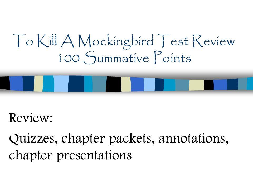 To Kill A Mockingbird Help!!! EASY 10 PNTS! BEST ANSWER AWARDED!?