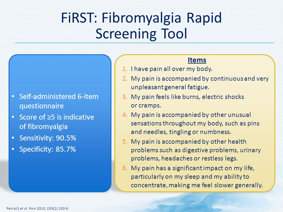 What's the Best Treatment for Fibromyalgia Pain? - GoodRx