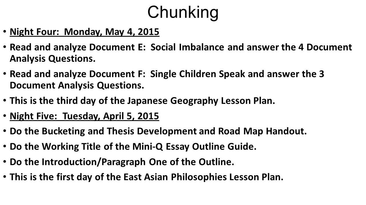 essay outline guide