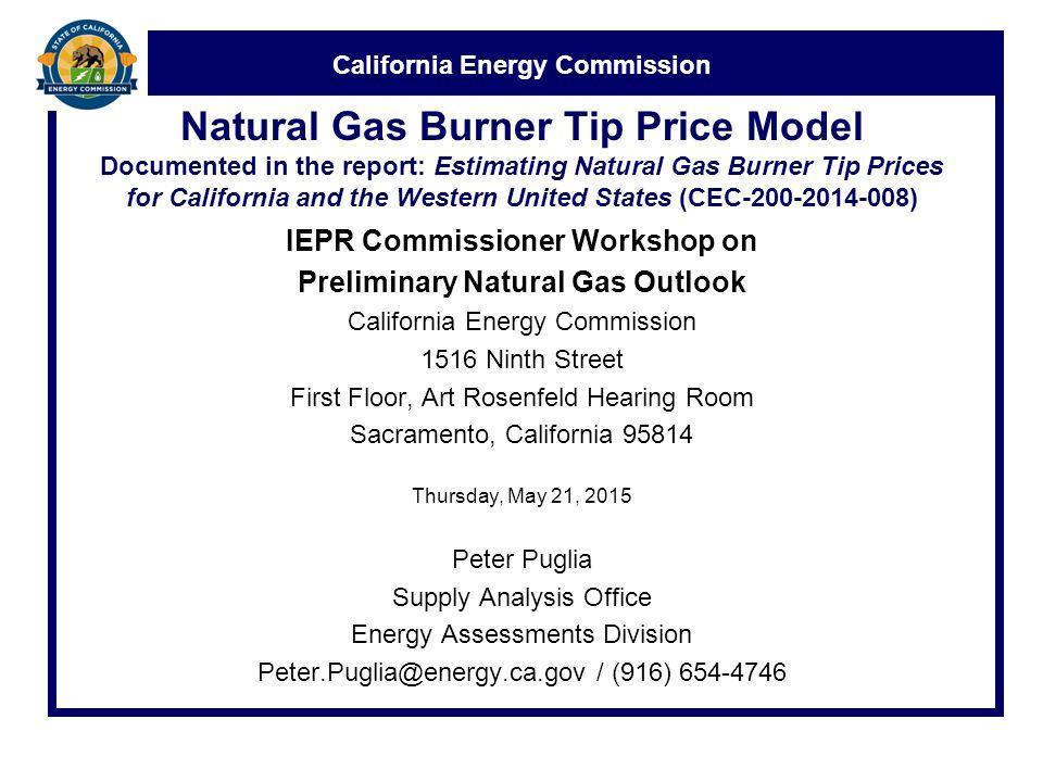 bidweek natural gas