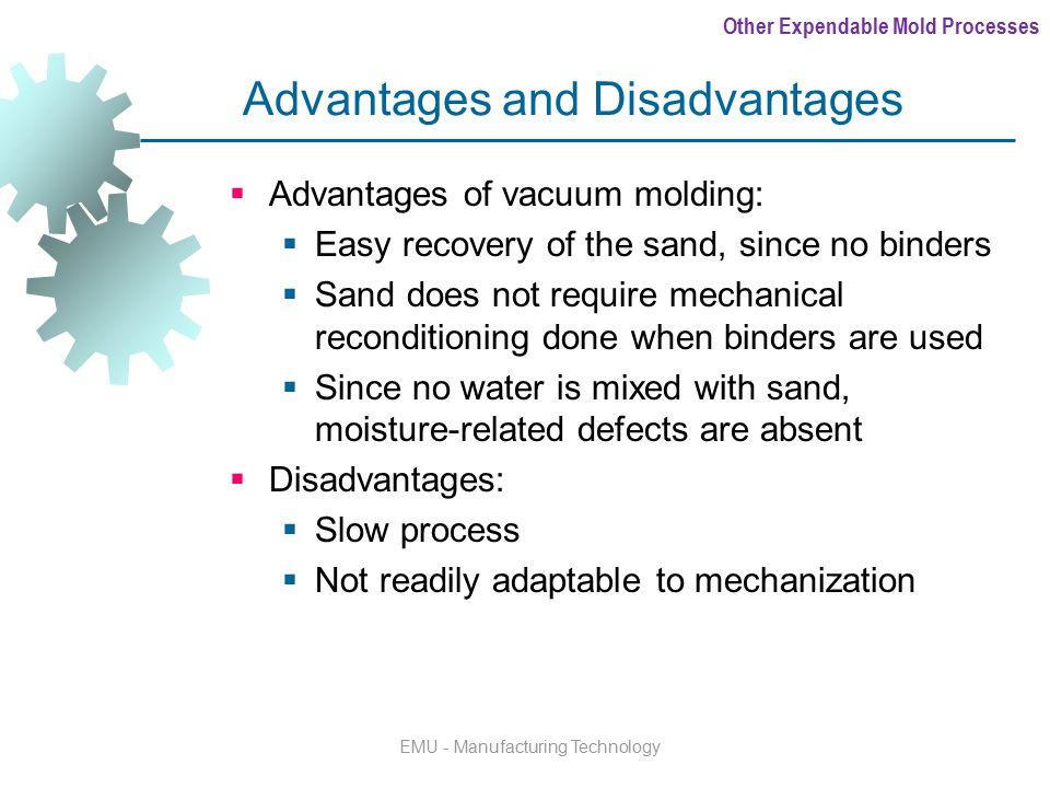 Vacuum Molding Process of Vacuum Molding  Easy