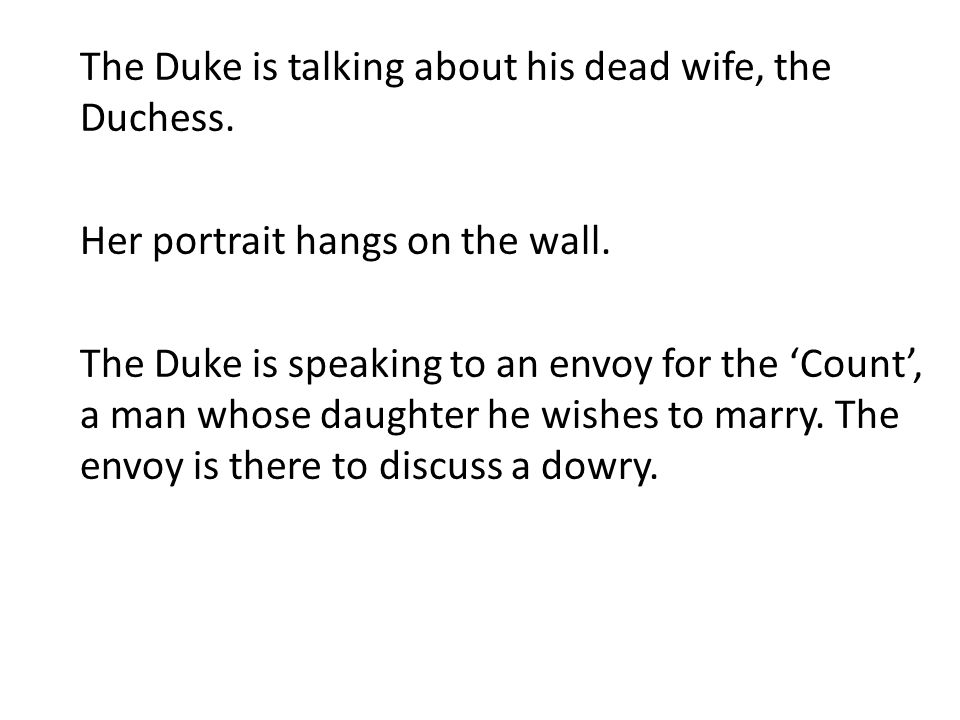 my last duchess essay % original life of pi religion essay