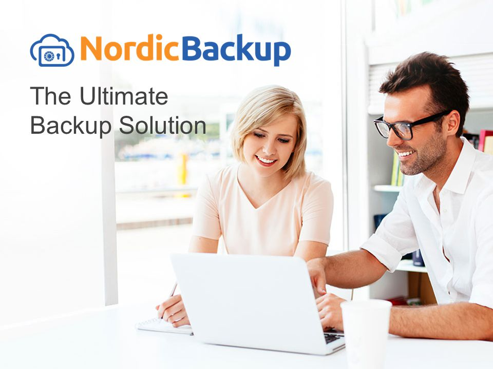 The Ultimate Backup Solution